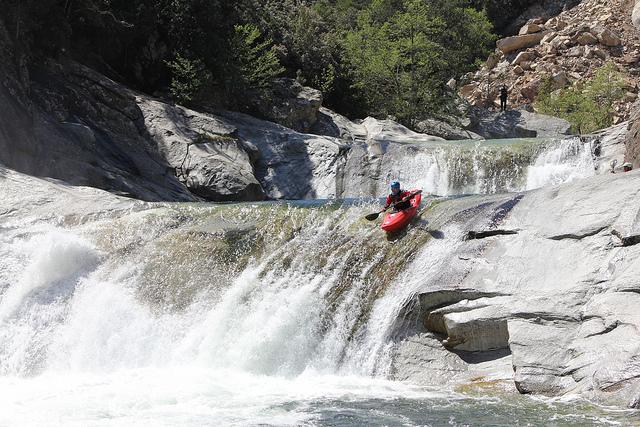 Corsica Creeking Travo